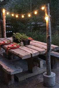 outdoor patio decor 25 best ideas about rustic outdoor decor on