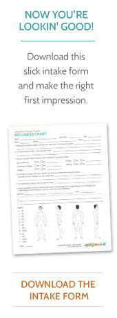 massagetherapy receipt  invoice template  easy   customize  print
