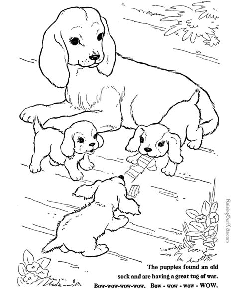 Farm Animal Coloring Sheets 029 Free Printable Coloring Pages Of Animals