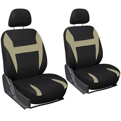 slipcovers for car seats 17pc set tan black suv auto car seat covers steering wheel