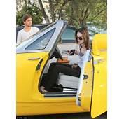 The Wheel Of Scott Disicks Prized Car Rolls Royce Phantom On Monday