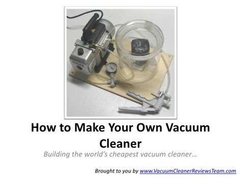 Want To Create Your Own Vacuum Make Your Own Who Wants To Be A Millionaire Powerpoint