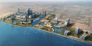 Waterfront Home Plans by Urban Planning Basra Palace District