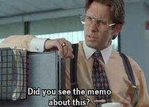 Office space did you do your tps report click for details officespace