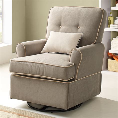 how to rewire a bridge arm floor l davinci olive upholstered swivel glider with bonus