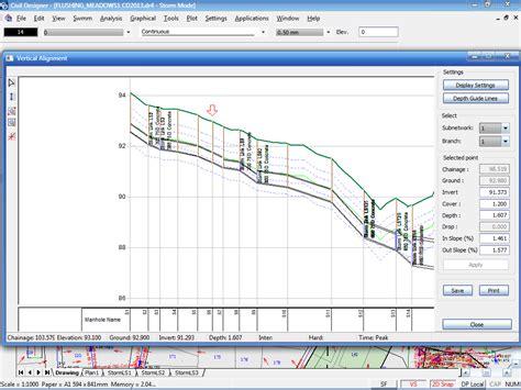 survey section layout civil designer survey and terrain