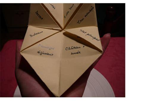 Origami Menu - id 233 es d 233 co le menu origami