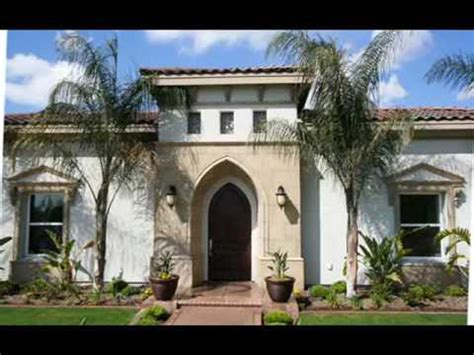 Bakersfield Luxury Homes Bakersfield S Premier Luxury Home Builder Sweaney Custom Homes Italian Courtyard Villa Wmv