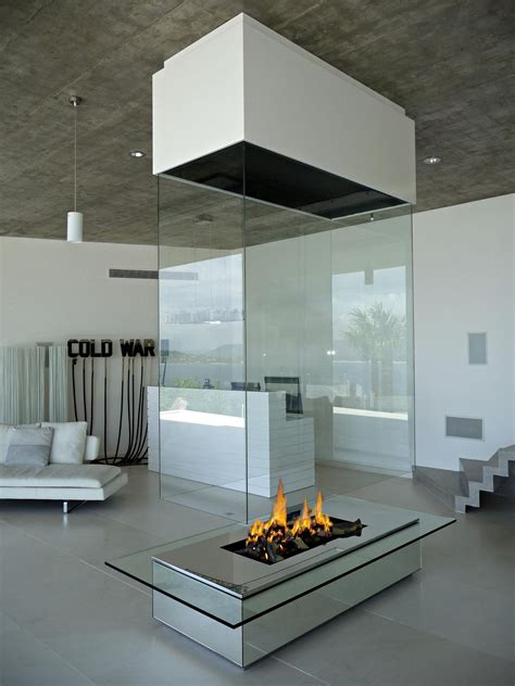 modern glass fireplace contemporary fireplace custom fireplace modern luxury