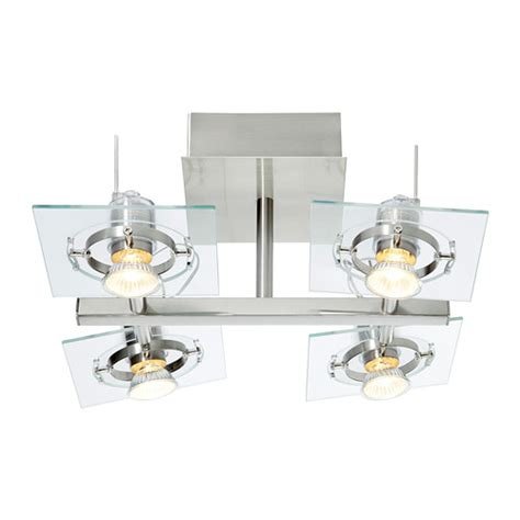ikea kitchen ceiling lights fuga ceiling spotlight with 4 spots ikea