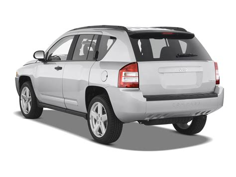 jeep compass rear 2008 jeep compass reviews and rating motor trend