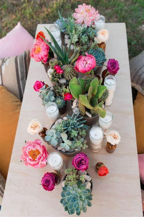 Best 25  Succulent table decor ideas on Pinterest
