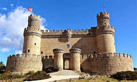 castillos y fortalezas de 8430555269 visita al castillo de manzanares el real planesconhijos com