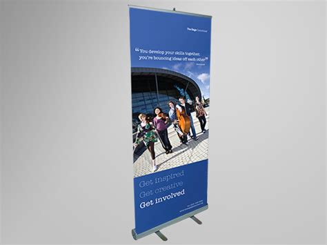 design a banner stand retractable banner stand design and printing see2it
