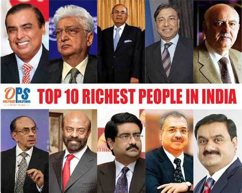 top 10 richest in india one point solutions