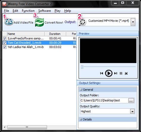 Video Format Converter Rmvb To Mp4 | 5 free rmvb to mp4 converter software for windows