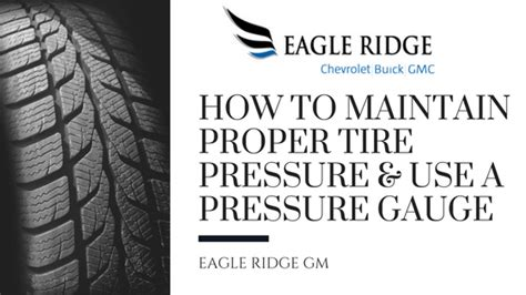 what is the proper tire pressure for a boat trailer how to maintain proper tire pressure use a pressure