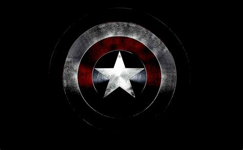 captain america logo wallpaper hd captain america shield wallpaper hd wallpapersafari