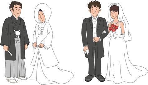 Japanese Wedding Clip by Clipart Japanese Wedding