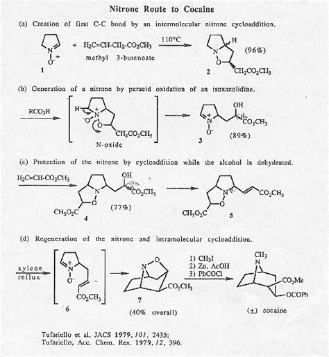 Hydrocodone Sysnthesis by Rhodium Chemistry Archive
