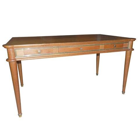 Modern Oak Desk A Mid Century Modern Oak Desk In The Neo Classical Style Modernism