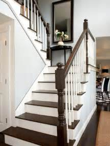 Dark wood stairs ideas pictures remodel and decor