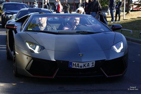 Lamborghini D Sseldorf by Lamborghini Gallardo In Grau Bei Cars Coffee In D 252 Sseldorf