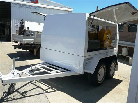 Trailer Canopy Custom Trade Canopies And Trailers Made To Order