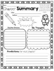 Outlines Of Pyrrhonism Book 1 Summary by Quot Chapter Summary Quot 10 Printables For Use With Any Chapter Book Homeschool Ideas