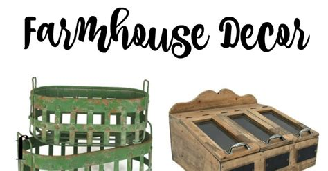 farmhouse decor daily deals best 4 daily deal for affordable farmhouse decor delightfully noted