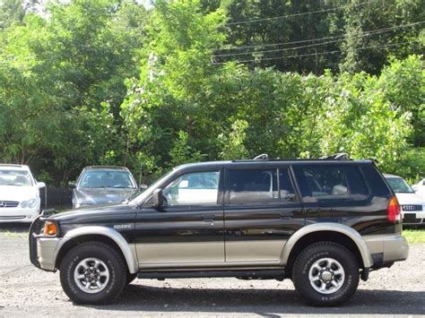 1998 mitsubishi montero sport 1998 mitsubishi montero sport 4dr ls 4wd suv in