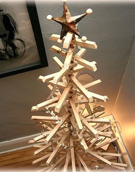 creative and unique christmas tree ideas for decorations