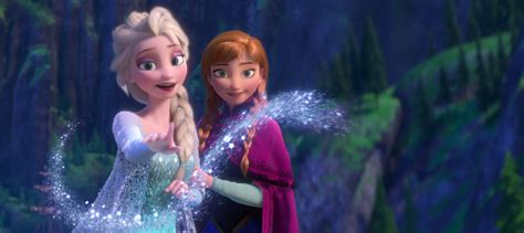 anna und elsa film teil 2 glorious elsa and anna eye contact poster televue