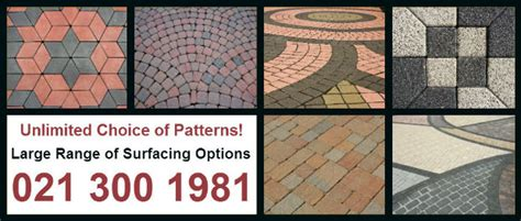 pattern grading cape town quality pavers in cape town call 021 300 1981