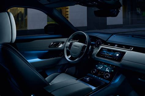 range rover velar dashboard meet the 4x4 tourer land rover reveals 2018