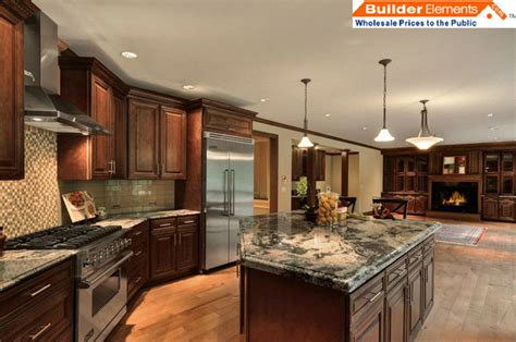 rta kitchen cabinets chocolate maple glazed kitchen