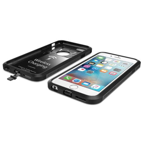 spigen tough armor volt iphone 6s wireless charging