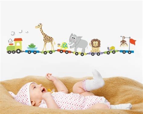 Wandtattoo Kinderzimmer Junge Tiere by Wandtattoo Kinderzimmer Kinder Wandsticker