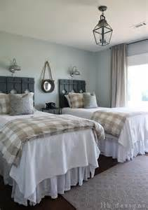 Guest Bedroom In 22 Guest Bedrooms With Captivating Bed Designs