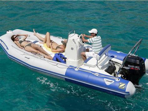 rib boat in spanish zodiac medline 500 sundream in ibiza inflatable used