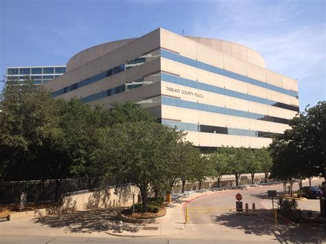 Tarrant County Court Records Downtown Cus