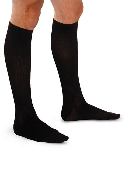 therafirm spun support socks 10 15 mmhg light therafirm light s ribbed support socks 10 15 mmhg