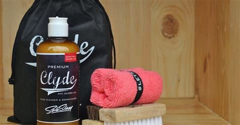clyde shoe cleaner mr sole slam clyde premium shoe cleaner special collab