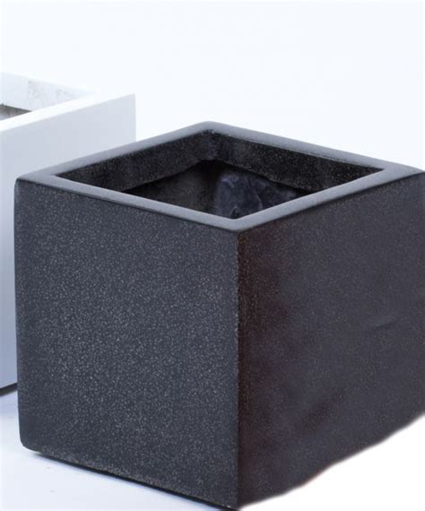 Fibreglass Planters by Fibreglass Black Granite Planter Just Artificial
