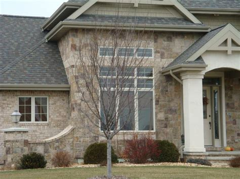 brick stone combinations homes brick stone or stucco stone and stucco 15 pheasant pinterest