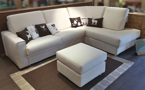 doimo divano divano con pouff doimo salotti in tessuto mobart ben