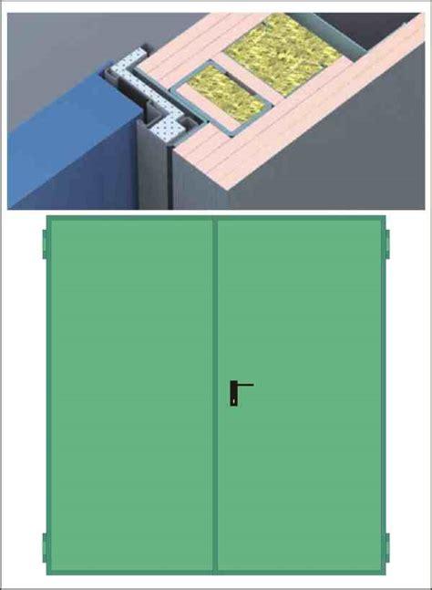 porte tagliafuoco rei 120 prezzi porte tagliafuoco rei 120 per pareti in cartongesso da