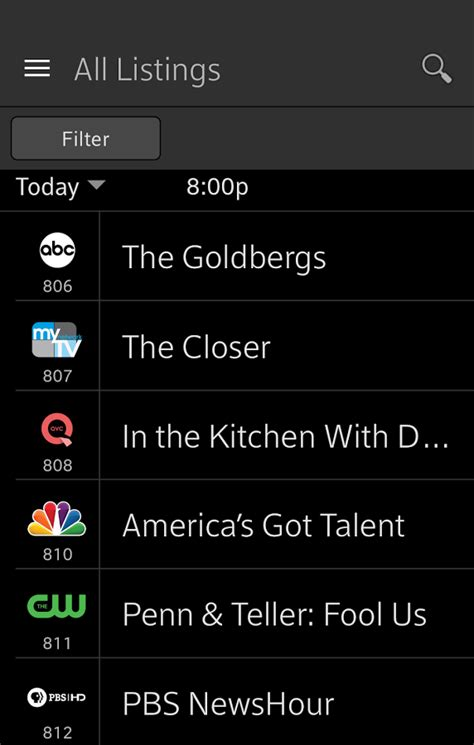 xfinity tv app android comcast s xfinity tv app is now xfinity and users