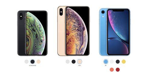 เปร ยบเท ยบ iphone xs vs xs max และ iphone xr สร ปแล ว ซ อร นไหนด