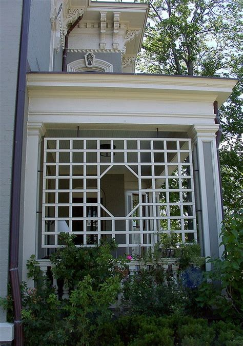 Trellis Porch 25 best ideas about porch privacy on privacy